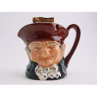 OLD CHARLEY D5227 - LIGHTER - ROYAL DOULTON