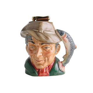 POACHER D6464 - LIGHTER - ROYAL DOULTON