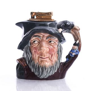 ROYAL DOULTON CHARACTER JUG LIGHTER, RIP VAN WINKLE