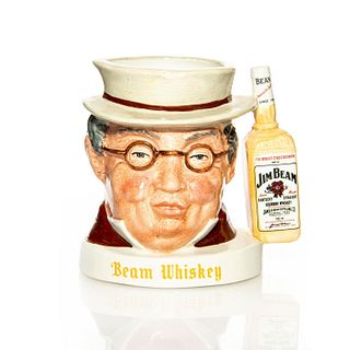ROYAL DOULTON SM CHARACTER LIQUOR CONTAINER PICKWICK