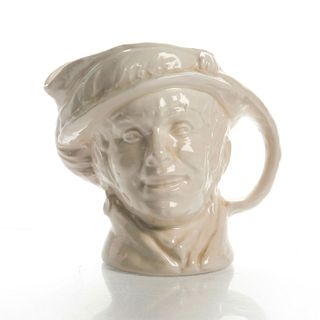 LG ROYAL DOULTON UNDECORATED CHARACTER JUG, 'ARRIET
