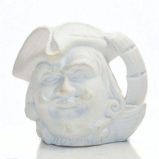 MINI DOULTON CHARACTER JUG, CAPT. HENRY MORGAN D6469