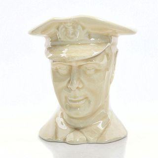 ROYAL WINTON SM CHARACTER JUG, KING GEORGE VI