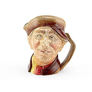 ARRY D6207 - LARGE - ROYAL DOULTON CHARACTER JUG