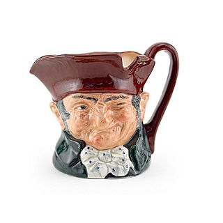 OLD CHARLEY D5420 - LARGE - ROYAL DOULTON CHARACTER JUG