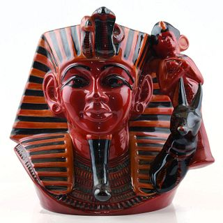 PHARAOH D7028 FLAMBE LARGE - ROYAL DOULTON CHARACTER JUG