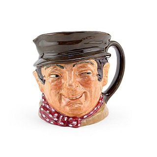 SAM WELLER D6064 - LARGE - ROYAL DOULTON CHARACTER JUG