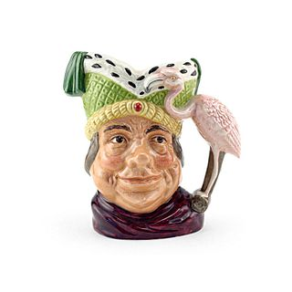 UGLY DUCHESS D6599 - LARGE - ROYAL DOULTON CHARACTER JUG