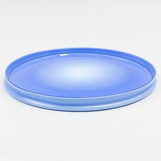 M.V.M. Cappellin & C Lattimo Glass Plate