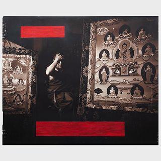 David Gamble (b. 1953): Dalai Lama