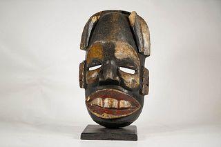Ibibio Ekpo Mask