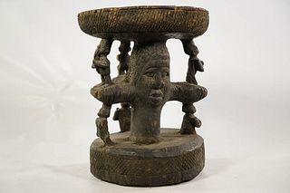 African Stool - Unknown Origin