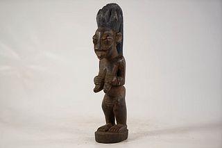 Yoruba Eshu Figure