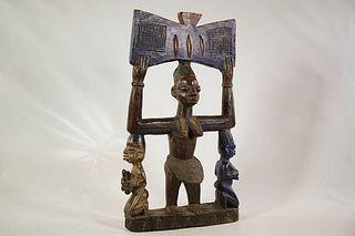 Yoruba Shango Figure