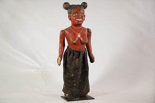 Tiv Kwagh-Hir Articulated Puppet