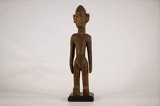 Lobi Figure From Burkina Faso