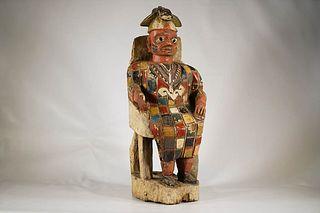 Yoruba Royal Shrine Figure