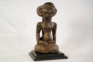 Seated Hemba Figure