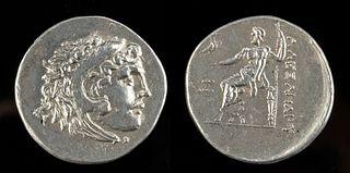 Greek Macedonian Alexander III AR Tetradrachm