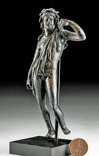 Published Roman Bronze Bacchus (Dionysos)