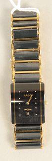 Rado Diastar mens wristwatch with original box.