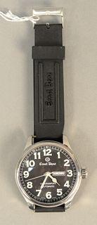 Ernst Benz Chronosport Automatic wristwatch. 47mm.