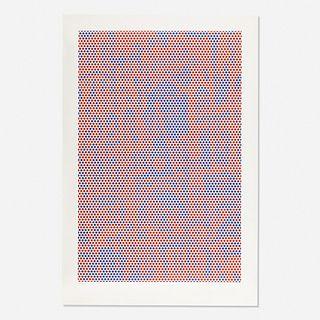 Roy Lichtenstein, Cathedral #2