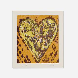 Jim Dine, Heart for Film Forum