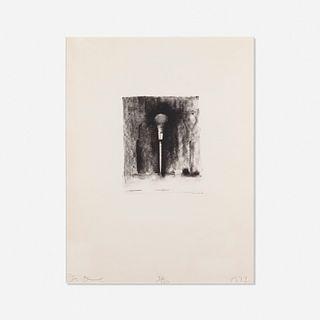Jim Dine, Ten Winter Tools (Awl)