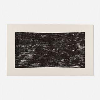 Ellsworth Kelly, Black (Texture)