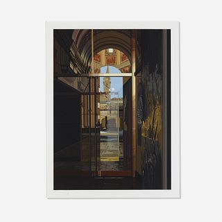 Richard Estes, Salzburg Cathedral