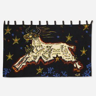 Jean Lurçat, D'Etoiles tapestry