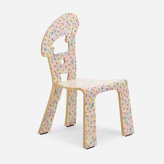 Robert Venturi with Denise Scott Brown, Art Nouveau chair