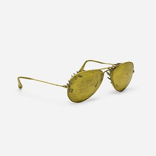 Barton Benes, Untitled (Glasses with Nails)