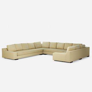 Christian Liaigre, custom Augustin sofa