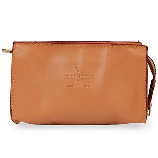 Louis Vuitton Leather Pouch