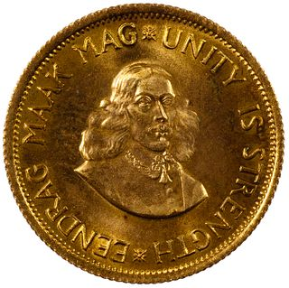 South Africa: 1979 2 Rand Gold