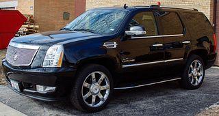 2010 Cadillac Escalade Signature Series