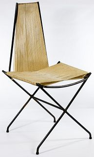 Gunnar Birkerts (Latvian / American, 1925-2017) for Yellen Interiors, NYC String Chair