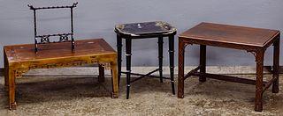 Asian Style Furniture Assortment