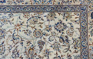 Persian Nain Wool Rug