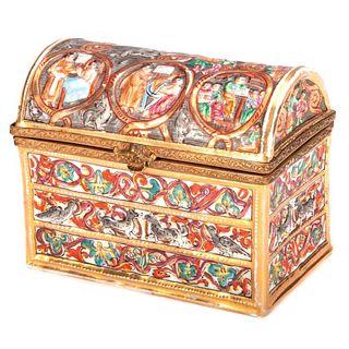 Sevre Renaissance Style Box