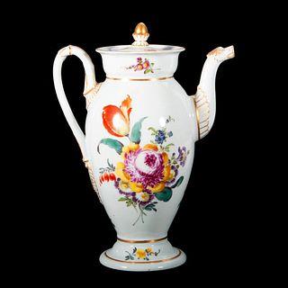 Meissen Coffee Pot
