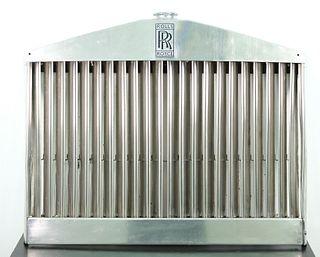 1972 Rolls Royce Grill