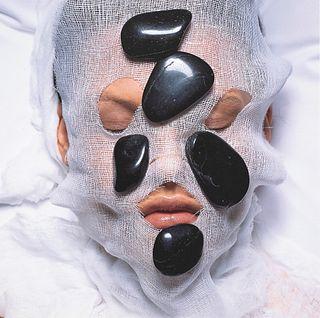 Irving Penn (1917-2009)  - Hot stone treatment, 2002