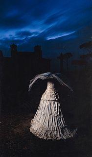 "Claudio Abate (1943-2017)  - Anselm Kiefer ""Sappho"", Villa Medici, Rome, 2005"