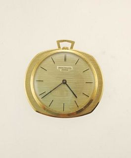 Rare Patek Philippe Pocket watch Vintage 18K YG Florentine Engraved $30K VALUE
