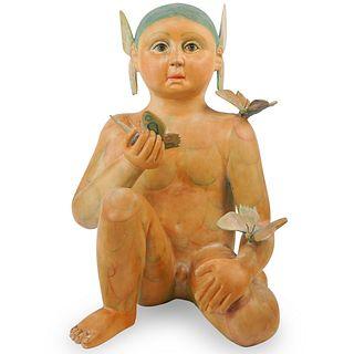 Sergio Bustamante (Mexico, b. 1949) Resin Sculpture