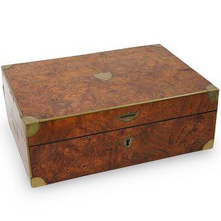 Balon Palais Royal Burr Elm Document Box
