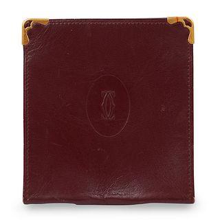 Vintage Cartier Soft Leather Cigarette Case